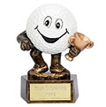 Golf ball trophies Southampton