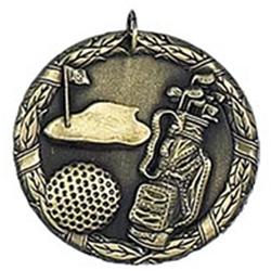 Cheap Golf Medals