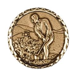 Mens Golf Medals
